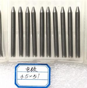 高纯钨电极棒 焊接用电极 可定制异性钨电极